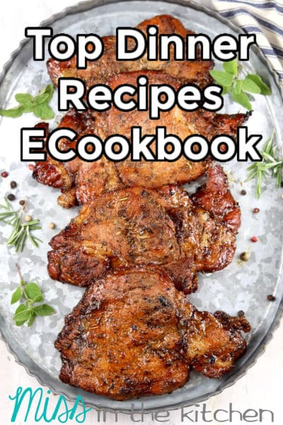 1604506779 643 TOP DINNER RECIPES ECOOKBOOK COSTILLAS AHUMADAS - RECETA DE 5 INGREDIENTES ~ MISS IN THE KITCHEN