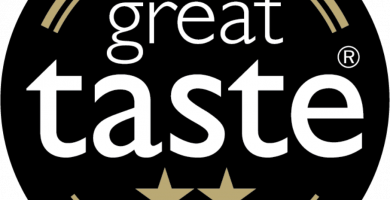GREAT TASTE AWARDS 2018 2 STAR NO BACKGROUND PECHUGA DE POLLO AHUMADA