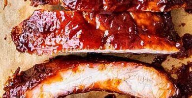SMOKED BOURBON BBQ BABY BACK RIBS FEAT CÓMO AHUMAR COSTILLAS DE CERDO CON EL MÉTODO 3-2-1