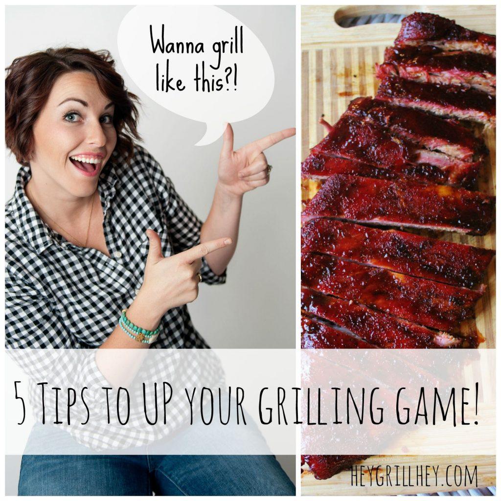 5 TIPS TO UP YOUR GRILLING GAME 5 CONSEJOS PARA MEJORAR SU JUEGO A LA PARRILLA
