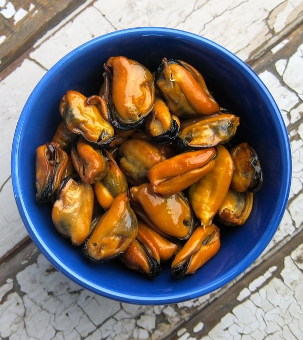 SMOKED MUSSELS VERTICAL COMO HACER MEJILLONES AHUMADOS