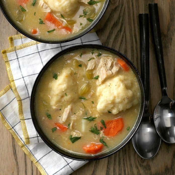 GRANDMA S Chicken N Dumpling Soup EXPS CHBZ19 5165 C10 24 4B 13