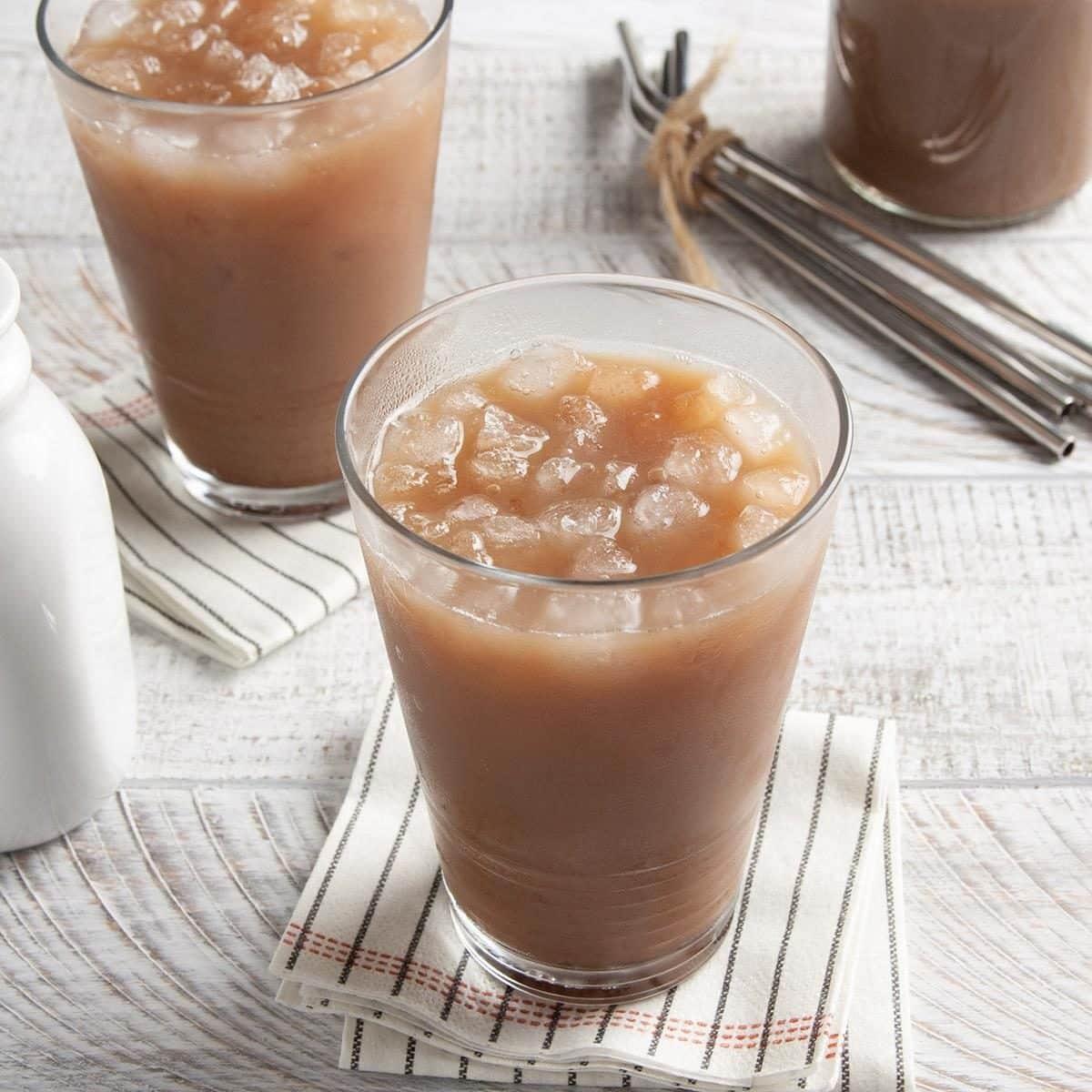 ICED COFFEE EXPS FT20 9452 F 0714 1 RECETA DE CAFÉ HELADO: CÓMO PREPARARLO
