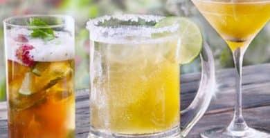 BEER COCKTAILS MAIN CROP DA947A0 CINCO CÓCTELES DE CERVEZA QUE PUEDES PREPARAR EN MINUTOS