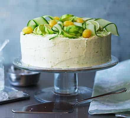 GIN TONIC CAKE 106DF1A RECETA DE TARTA DE GIN TONIC