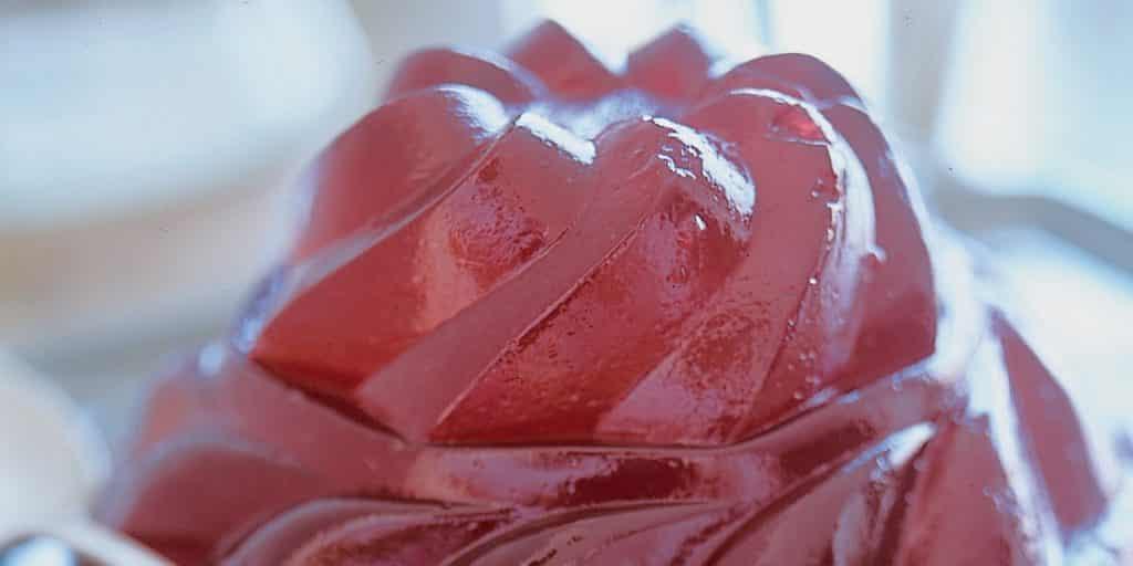 receta de gelatina de arándano casera 101917 Receta de salsa de gelatina de arándano |  Epikurious.com