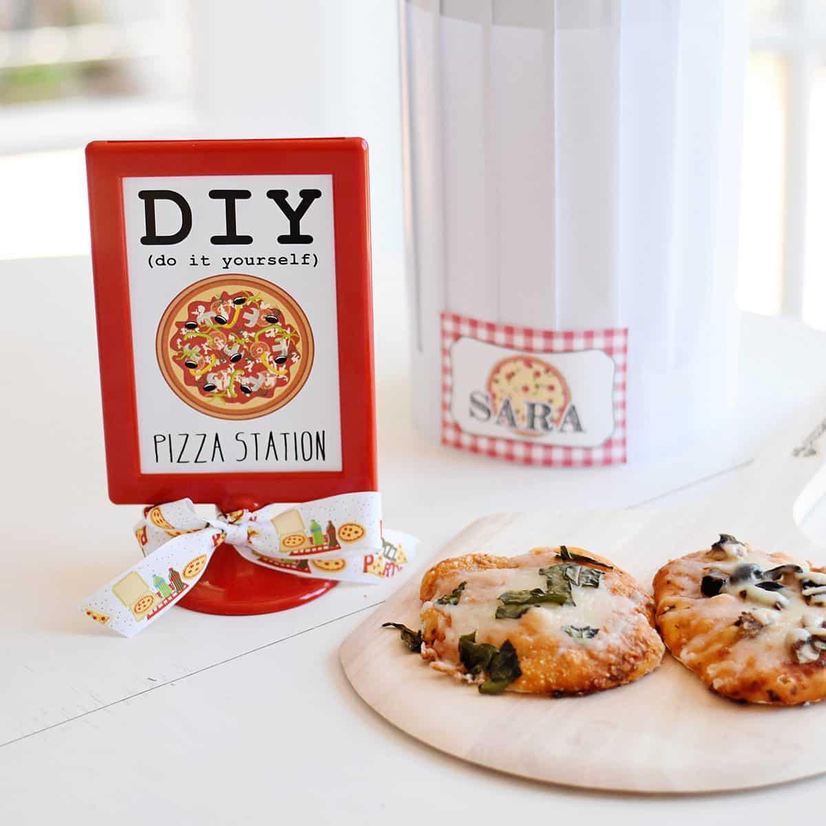 IDEAS DE DECORACIÓN DE PIZZA PARA IDEAS DE FIESTA DE CUMPLEAÑOS DE PIZZA