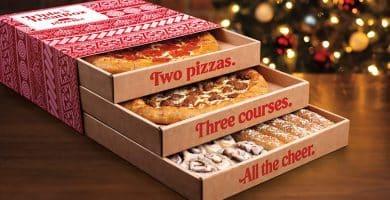 PIZZA HUT HOLIDAY BOX QT 1200X630 LA CAJA DE TRIPLE REGALO DE PIZZA HUT ESTÁ DE VUELTA PARA LAS VACACIONES