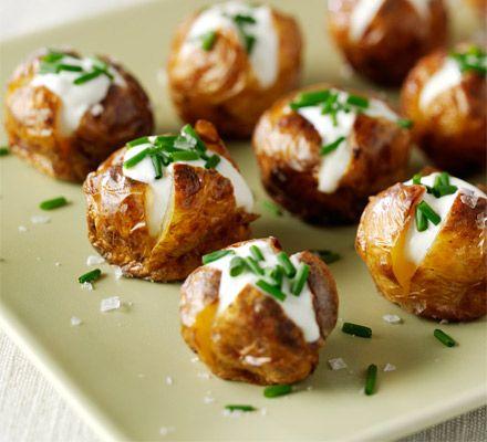 Foto de receta de Legacy ID 1201607 10 8138905 Receta de mini papa al horno |  BBC buena comida