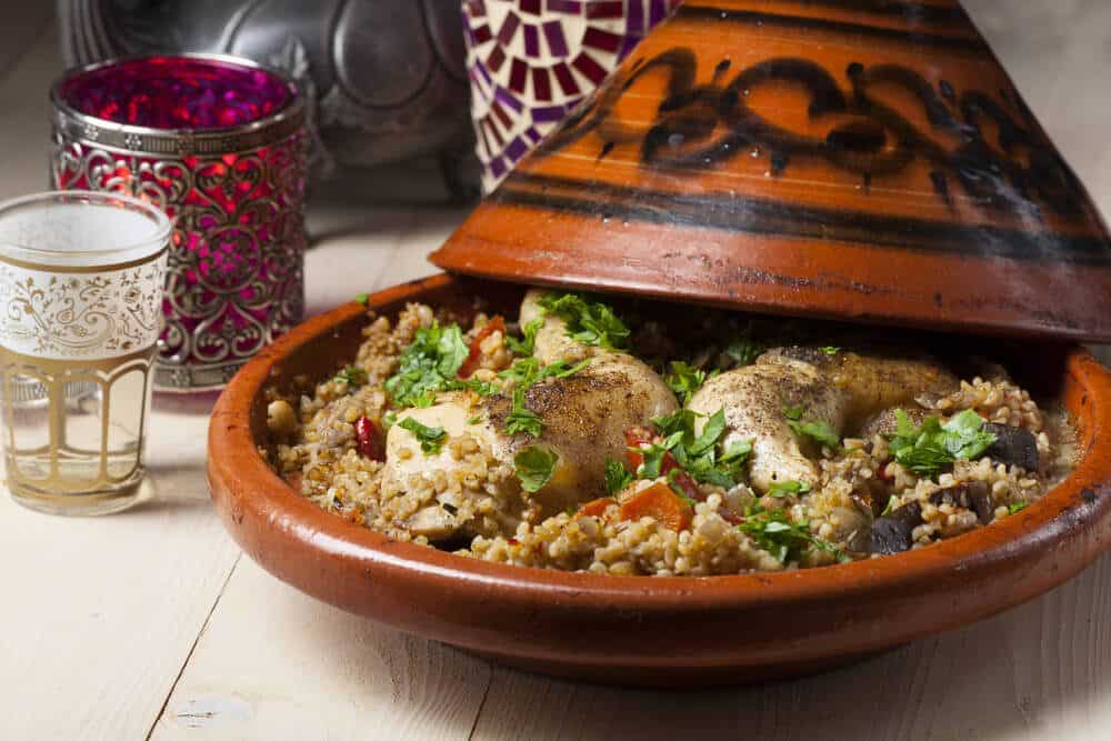 TAGINE MARROQUÍ