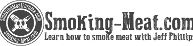 "SMOKING MEAT COM LOGO 400X95 2 BARBECUE WOODS ""FLAVORITE"" - APRENDE A AHUMAR CARNE CON JEFF PHILLIPS"