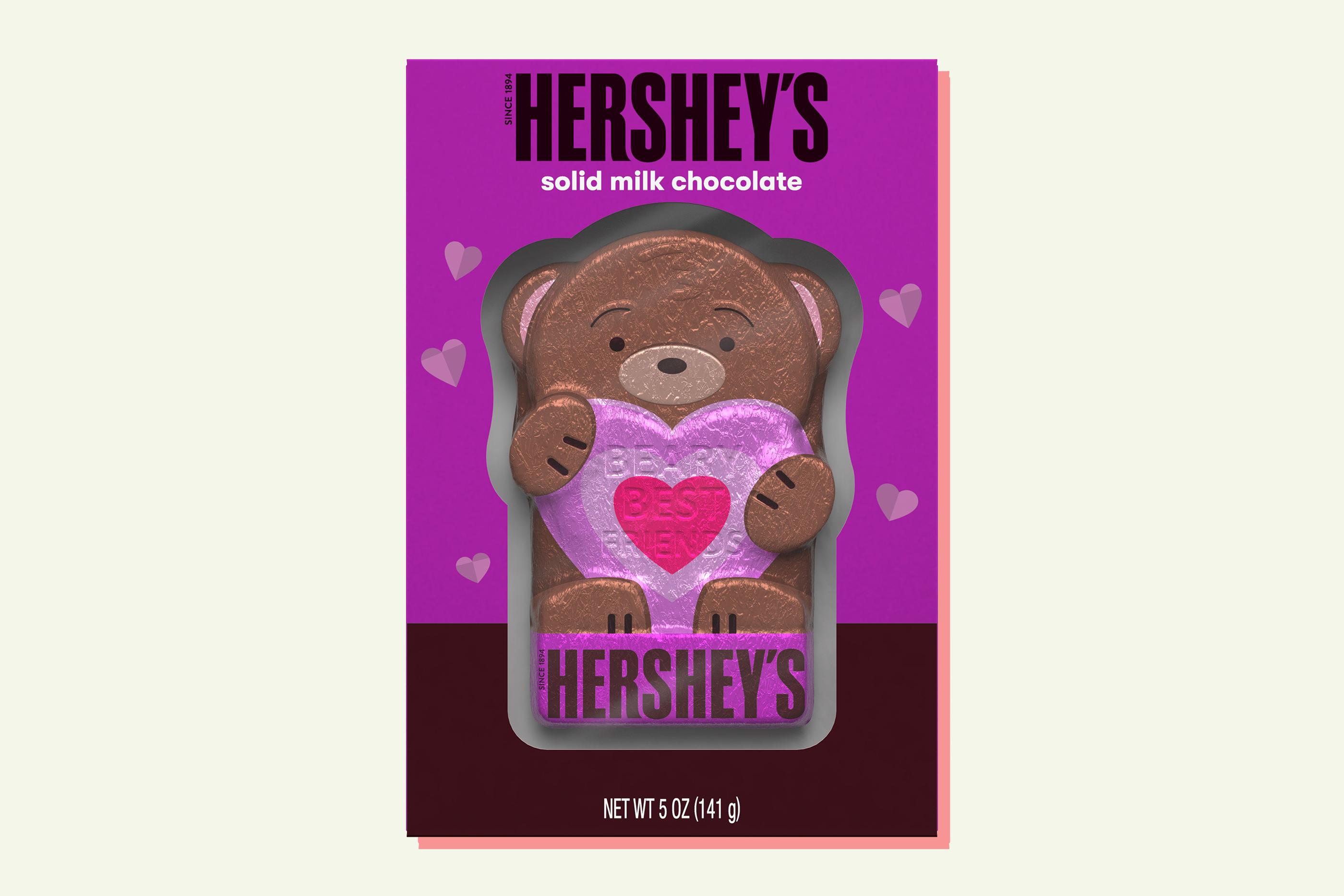 OSO DE CHOCOLATE CON LECHE DE HERSHEY