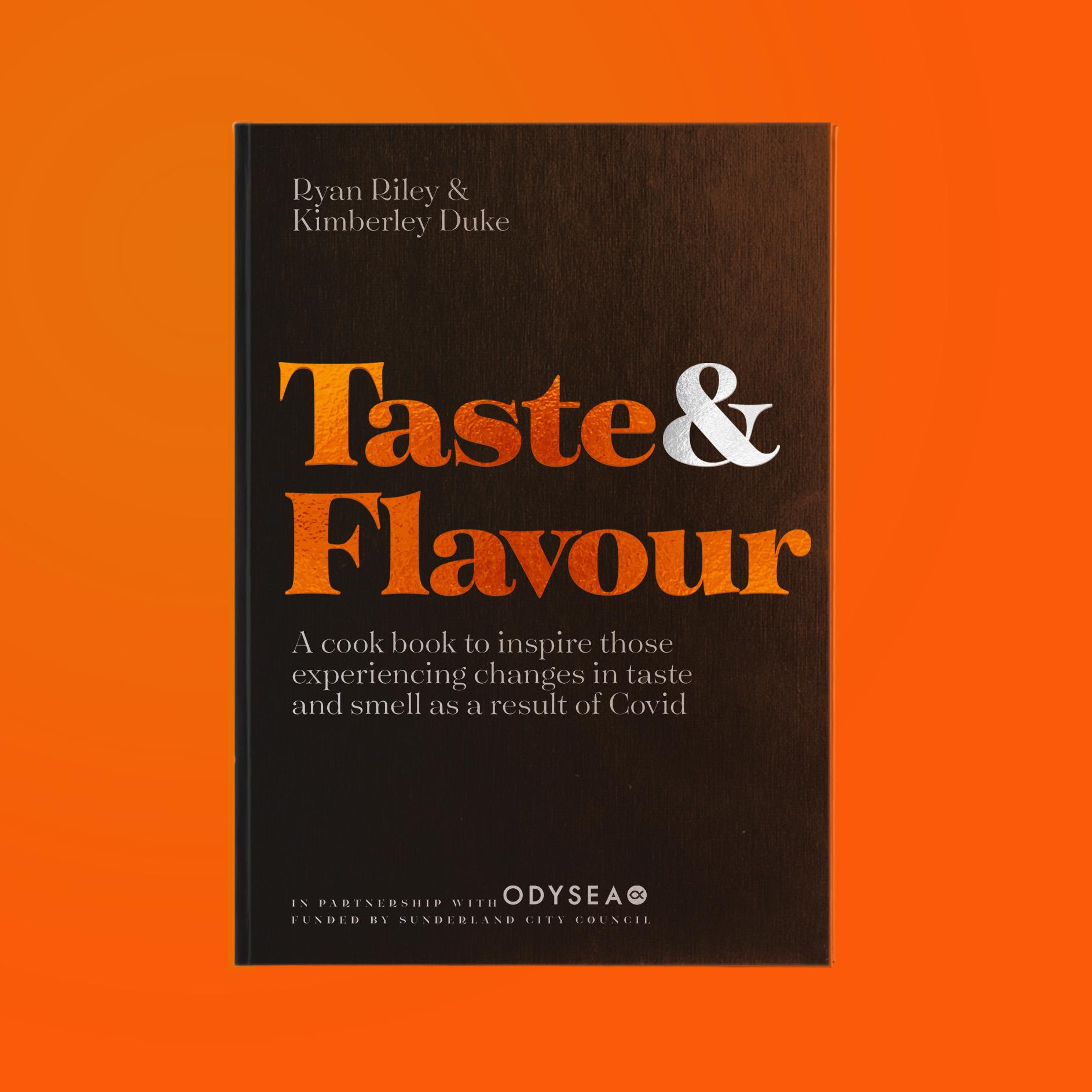 TASTE AND FLAVOUR COOKBOOK