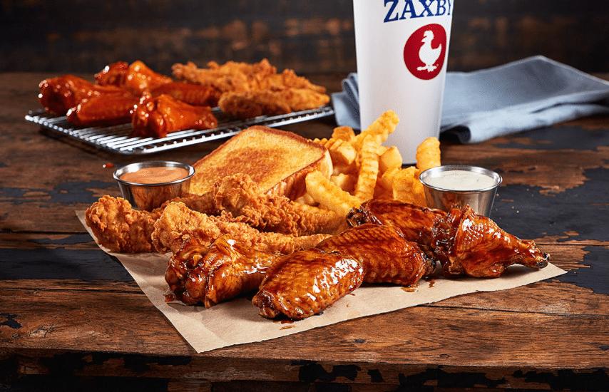 Captura de pantalla 58 de los mejores restaurantes de pollo de comida rápida de EE. UU.