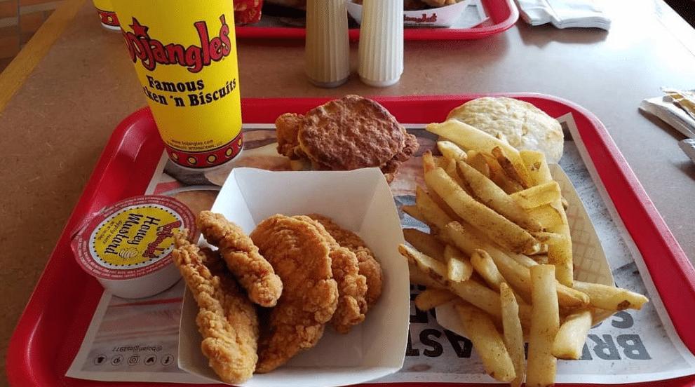 Captura de pantalla 59 de los mejores restaurantes de pollo de comida rápida de EE. UU.