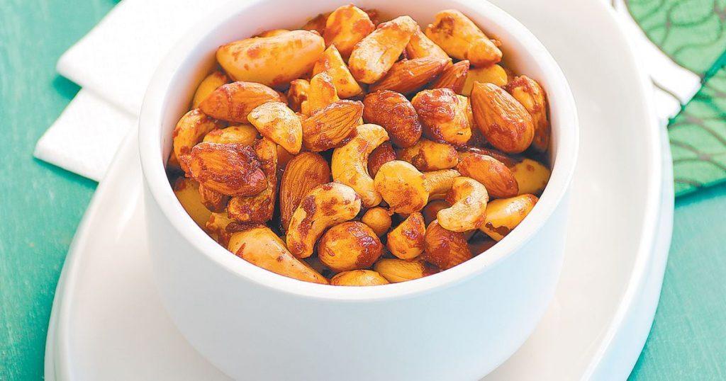 BRAZIL NUTS 45692 2 NUECES PICANTES