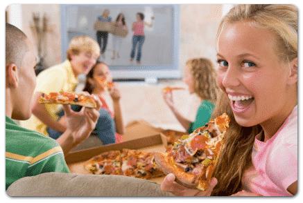PIC COMBO 5 FORMAS DE PEDIR UNA PIZZA SALUDABLE PARA LA ENTREGA