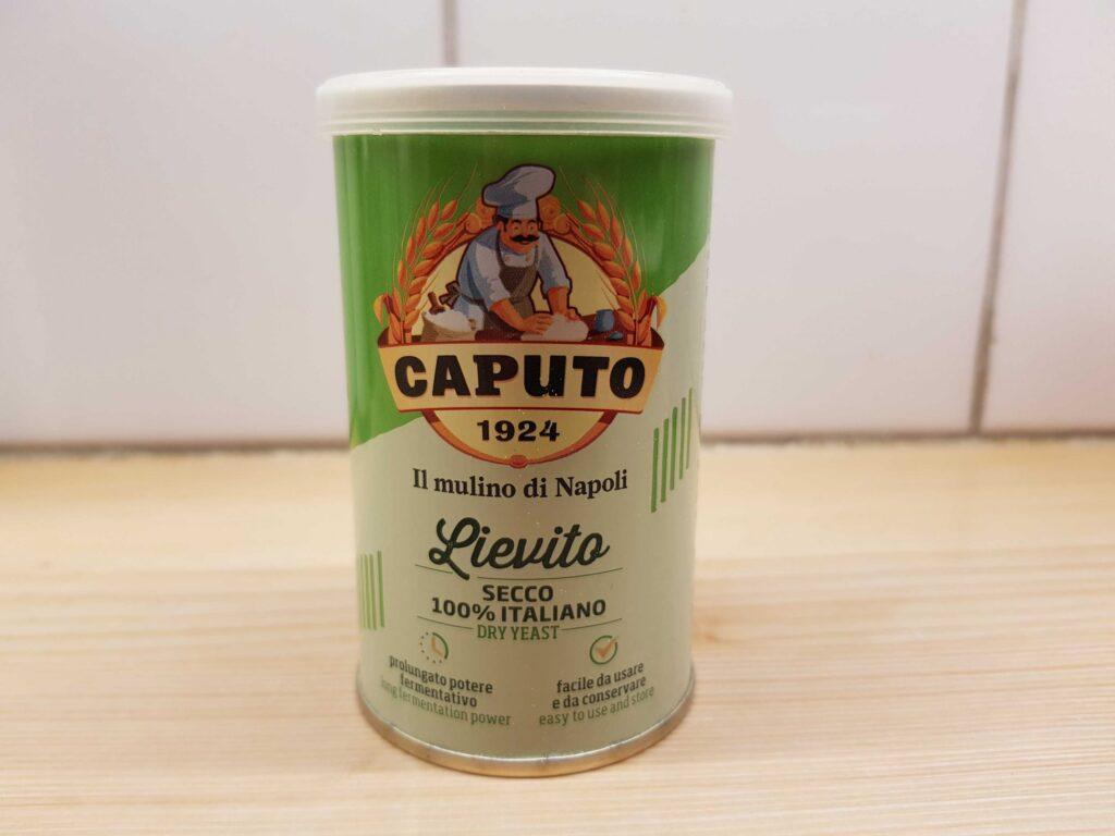 CAPUTO YEAST SCALED REVISIÓN DE LEVADURA CAPUTO: LA MEJOR LEVADURA PARA PIZZA