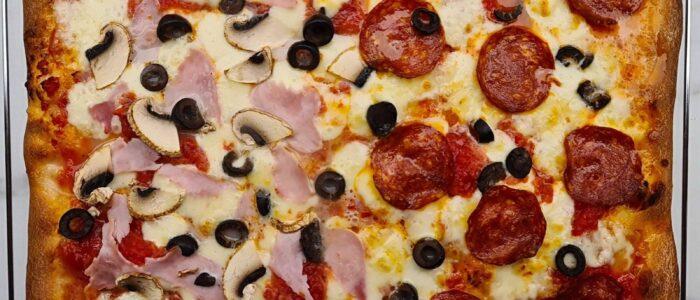 SICILIAN PIZZA DOUGH RECIPE 1 AHUMADOS, PARRILLADAS, BARBACOAS EN 2021