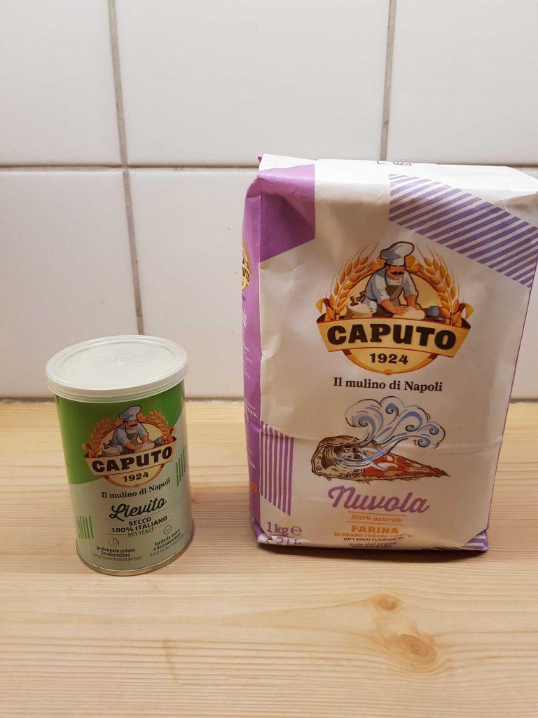 LEVADURA CAPUTO Y CAPUTO NUVOLA