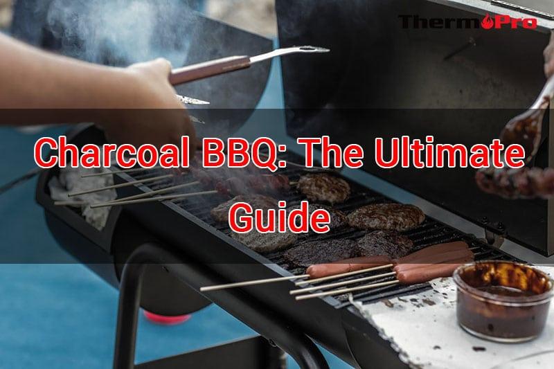 CHARCOAL BBQ BARBACOA DE CARBÓN: LA GUÍA DEFINITIVA