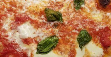 PIZZA CHEESE LONG BAKE LOW TEMPERATURE CALORÍAS DE LA PIZZA NAPOLITANA: ¿ENGORDARÁ?